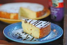Lemon Grapeseed Oil Cake with new STAR Fine Foods Creamy Balsamic Glazes! Holiday Baking, Christmas Baking, Balsamic Glaze, Balsamic Vinegar, Oil Cake, Peanut Brittle, Bread Cake, Let Them Eat Cake, No Bake Desserts