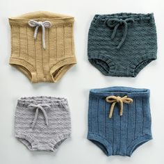 ALVIN TIMIAN Enkle shortser med enkel struktur. Det er egentlig ikke mer som skal til. • • • • #alvinshortsen #timianshortsen #strikkeshorts #strikking #knitting #knittersofinstagram #instaknit Cute Babies, Baby Kids, Baby Boy, Knitting For Kids, Baby Knitting, Toddler Girl Outfits, Baby Outfits, New Baby Presents, Newborn Toys
