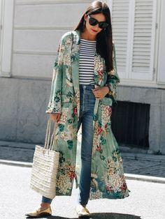 Pour ou contre la version Zara du kimono Gucci ?