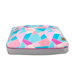Charlie's Funk Pad Multi Triangle Dog Bed