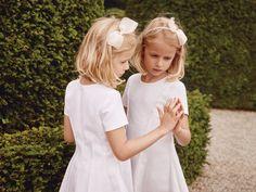 Baby Dior Spring 2016 – Sheer Elegance