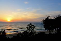Sunshine Beach Sunrise | ldw photography