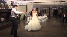 Something a little different, Ray and Don Armand decided to have a little fun with their first dance and move away from the traditional romantic slow dance! Slow Dance, Wedding Fun, First Dance, Videography, Romantic, Formal Dresses, Fashion, Formal Gowns, Moda