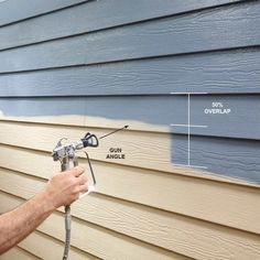 airless paint sprayer tips for exterior paint jobs theres no more efficient way to deliver paint - Best Exterior Paint Finish