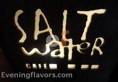 Salt water cafe!