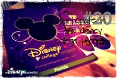 A Disney Bucket List - Participate in the Disney College Program lol ya i can check this one off my list lol