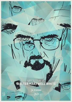 walter white heisenberg