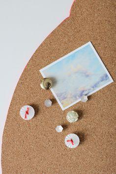 #DIY button tack/pins