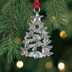 Seashell Tree Ornament - National Wildlife Federation. Tree planted for each ornament purchased.