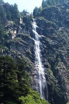Pahari Roots: 13 MOST BEAUTIFUL WATERFALLS IN HIMACHAL PRADESH THAT YOU MUST VISIT.