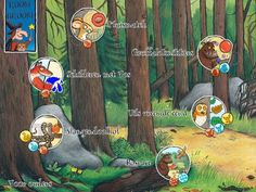 Kleuters digitaal! Gruffalo Puzzles - Speel met de Gruffalo - Kleuters digitaal!