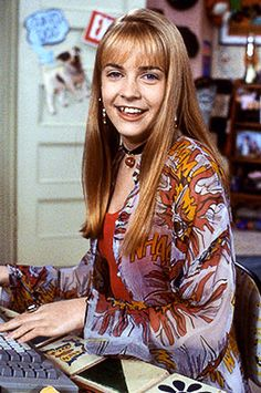 Photo of Clarissa for fans of Clarissa Explains It All 25894223 Stevie Nicks Young, Clarissa Explains It All, Fashion Tv, Fashion Trends, Melissa Joan Hart, Hipster Looks, Sabrina Spellman, Favorite Tv Shows, Favorite Things