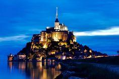 Mont Saint-Michel, Baja Normandía (Francia): Uno de los Lugares más Bellos del Mundo