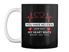 Discover Valentines Day Mug from Valentines Day, a custom product made just for you by Teespring. Valentines Gifts For Him, Valentines Day, Give It To Me, Messages, Mugs, Valentine's Day Diy, Tumblers, Mug