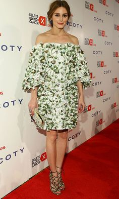 Olivia Palermo at the 9th Annual Delete Blood Cancer Dkms Gala