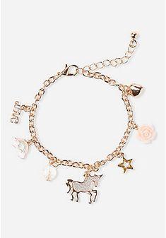 Set of 5 Baby Boy Gold Keychain Charms Enamel Animal Charm New Baby Charm Baby Girl Charm Bracelet White Bear Charms for Bracelet