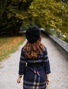 HELLO, FALL! S Diary, Fall Plaid, Corset Belt, Hello Autumn, Plaid Dress, Fall Looks, Petite Fashion, Fall Outfits, Leather Skirt
