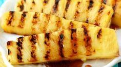 Na hora de planejar o seu próximo churrasco, não esqueça de incluir essa receita de Espeto de Abacaxi!