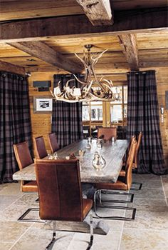 chalet haute savoie | DIY Wood | Pinterest | Garage loft and Lofts