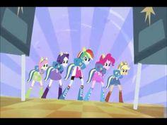 My Little Pony Equestria Girls - Ajudar Twilight Sparkle a Conseguir a Coroa Em Portugues(1080p) - YouTube