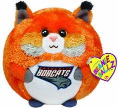 Ty Beanie Ballz Charlotte Bobcats – NBA Ballz