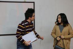 아폴로 연습 중인 태산인들 #acting