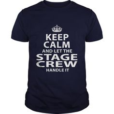 STAGE CREW T-Shirts, Hoodies. Check Price Now ==► https://www.sunfrog.com/LifeStyle/STAGE-CREW-106340629-Navy-Blue-Guys.html?id=41382