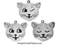 Cat Potholders