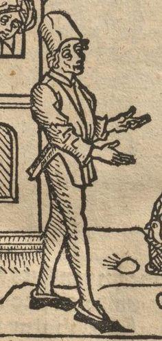 Aesopus Vita et Fabulae [Augsburg]: [Georg Stuchs], ca. 1480 Inc. 4° 83188  Folio 19