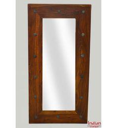 #Lustro w drewnianej ramie Model: PL-27 tylko na 308 zł. Kupuj online @ http://goo.gl/hqJeOR