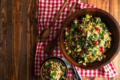Honey Lime Millet Salad Recipe from Bob's Red Mill [make with quinoa instead] Healthy Cooking, Healthy Eating, Cooking Recipes, Organic Pumpkin Seeds, Vegetarian Recipes, Healthy Recipes, Free Recipes, Millet Recipes, Bobs Red Mill