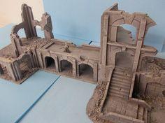 osgiliath ruins