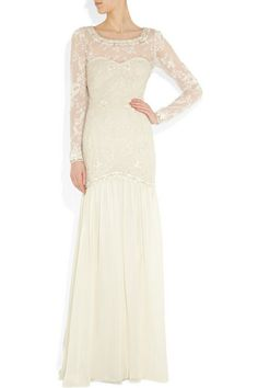 Temperley London. probably wouldn't wear personally but beautiful.