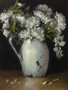 Chipped Enamel Pitcher by Mike Beeman was awarded Outstanding Pastel in the November 2014 BoldBrush Painting Competition.