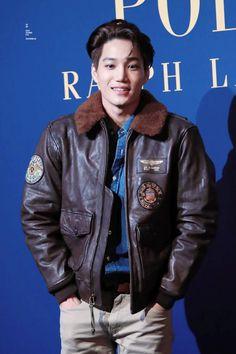 Exo Kai, Sehun, Kaisoo, Kim Jong In, China, Yixing, Korea, Fans, Bomber Jacket