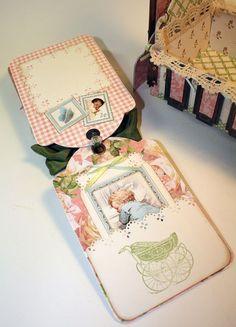 Little Darlings Cradle Graphic 45