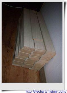 벽면 몰딩작업하기 - 내 맘에들 때까지 놀이터 만들기 .. :: 거실 - 몰딩 및 벽 패널 작업 시작!