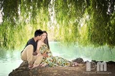 WOW! Amazing Maternity photo. Gorgeous couple.  Photography by: Rikki-Lee Wrightson WOW Imagery & Graphic Design