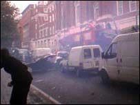 Lontoon pommit 2005 silminnäkijäkuvien läpimurto