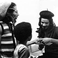 Jah Rastafari, The Wailers, Love Me Forever, Bob Marley, Dreads, Reggae, Che Guevara, Culture, Nesta
