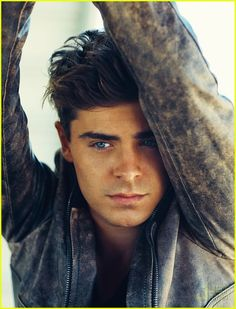 I was the girl that though he was gorgeous on High School Musical when no one else thought so! I saw him first! I can predict the future :D