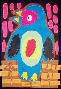Traditionally Molas are created by the Kuna people of Panama.These intricate pieces of art are made of fabric pieces.