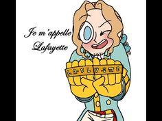 Je m'appelle Lafayette - Hetalia - YYAY HAMILTON HETALIA CROSSOVER<< Which board does this go on...