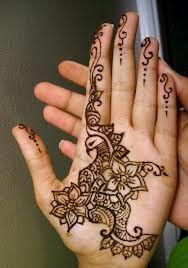 pakistani henna patterns - Google Search