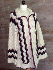 Retro Shells Sweater Pattern Pack