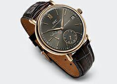 IWC Schaffhausen   Fine Timepieces From Switzerland   Collection   Portofino Family   Portofino Hand-Wound Eight Days