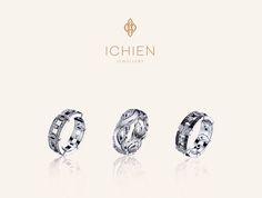 "http://ichien.ru/products/spirit/ Кольца из коллекции ""Спирит"""