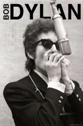 Bob #Dylan #poster: #Harmonica (24'' X 36'') Only $6.97