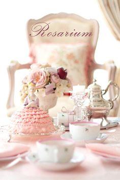 Vintage Tea Time ❤