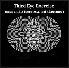Focus until 2 becomes 3 and 3 becomes 1
